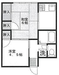 高尾駅 3.2万円