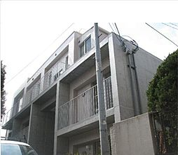 東京都中野区本町4丁目の賃貸マンションの外観