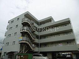 北八マンション[4階]の外観