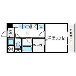 アプライズ[2階]の間取り