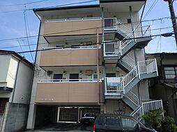 高知県高知市比島町2丁目の賃貸アパートの外観