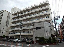 水穂マンション[6階]の外観