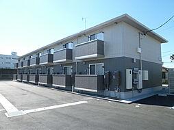 静岡県浜松市南区米津町の賃貸アパートの外観