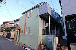東京都板橋区成増1の賃貸アパートの外観