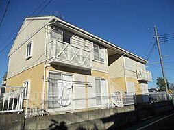 ベルデュールA[2階]の外観