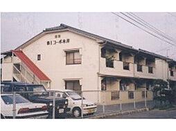 愛媛県松山市西石井5丁目の賃貸アパートの外観