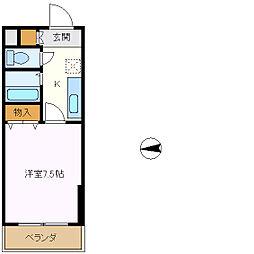 サンピリア小阪[501号室]の外観