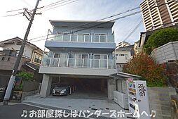大阪府枚方市菊丘町の賃貸マンションの外観