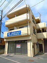 埼玉県さいたま市南区太田窪5丁目の賃貸マンションの外観