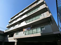 神奈川県横浜市瀬谷区瀬谷4丁目の賃貸マンションの外観