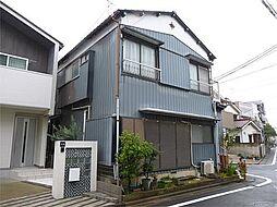 東京都足立区椿2丁目の賃貸アパートの外観