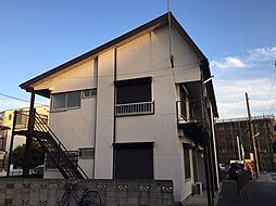 コーポ永井[201号室]の外観