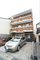 京都府京都市伏見区淀川顔町の賃貸マンションの外観