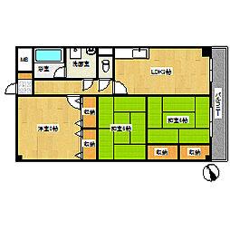 東岡山駅 4.8万円