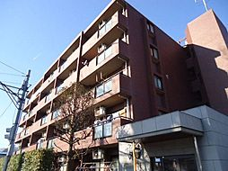 東京都立川市砂川町3丁目の賃貸マンションの外観