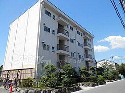 第二大北マンション[4階]の外観