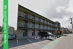 福岡県福岡市早良区田村6丁目の賃貸マンションの外観
