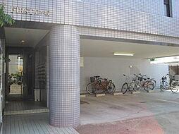 ファースト尼ヶ坂[3階]の外観