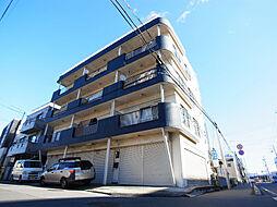 千葉県船橋市浜町1丁目の賃貸マンションの外観