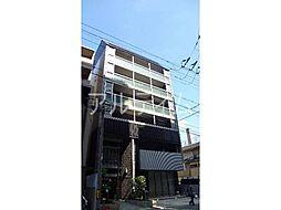 京都府京都市中京区空也町の賃貸マンションの外観