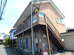 サクセスコート東中野[1階]の外観