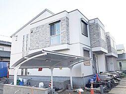 仮称)アメニティー藤沢市石川新築アパート[2階]の外観