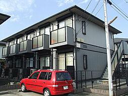 富士見ハイツA[202号室]の外観