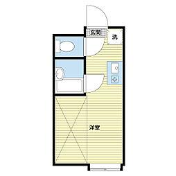 綱島駅 4.7万円