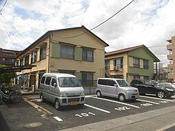 第一庄司荘[102号室]の外観