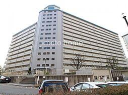 公社山田千里BC団地 A-5棟[5階]の外観