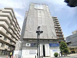 神奈川県厚木市寿町1丁目の賃貸マンションの外観