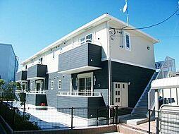 神奈川県藤沢市辻堂元町2丁目の賃貸アパートの外観
