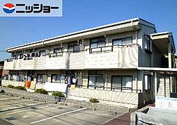 鈴の木ハイツA棟[2階]の外観