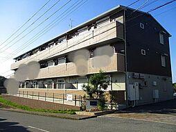 千葉県袖ケ浦市蔵波の賃貸アパートの外観