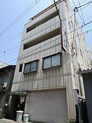 青木サンハイツ[3階]の外観