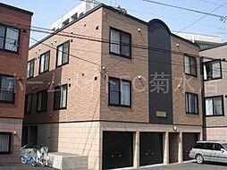 ヒールコート[3階]の外観