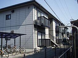 山口県山陽小野田市日の出3丁目の賃貸アパートの外観