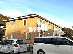 静岡県静岡市葵区建穂2の賃貸アパートの外観