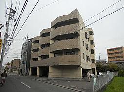 愛媛県松山市持田町1丁目の賃貸マンションの外観