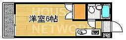 アクティ上賀茂[B205号室号室]の間取り