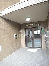 クレアール弐番館[202号室号室]の外観