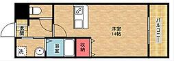 フェニックス赤松(大東建託)[3階]の間取り