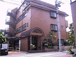 ドミール板橋本町[103号室]の外観