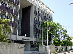 兵庫県神戸市長田区若松町11丁目の賃貸マンションの外観