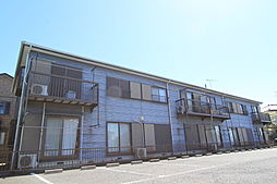 埼玉県幸手市南3丁目の賃貸アパートの外観