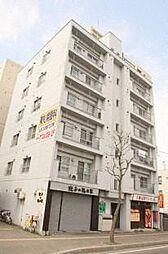 ユニバーサルビル東札幌[205号室]の外観