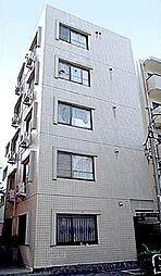 東京都江東区永代2の賃貸マンションの外観