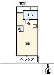 CJBLD[2階]の間取り