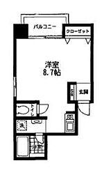 アイリスヴェール141[4階]の間取り
