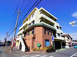 埼玉県富士見市水谷2丁目の賃貸マンションの外観
